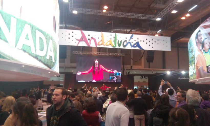 Andalucia at FITUR