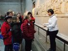 Explaining the Parthenon frieze