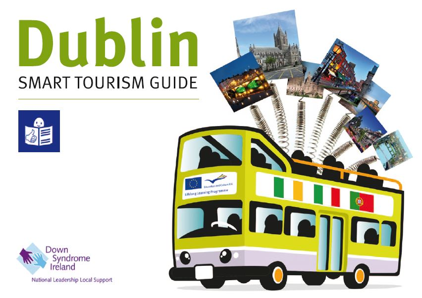 Dublin smart tourism guide cover
