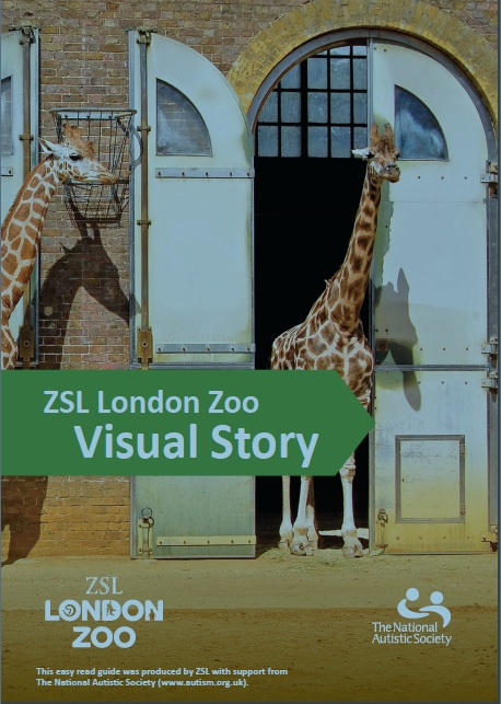 London Zoo Guide cover