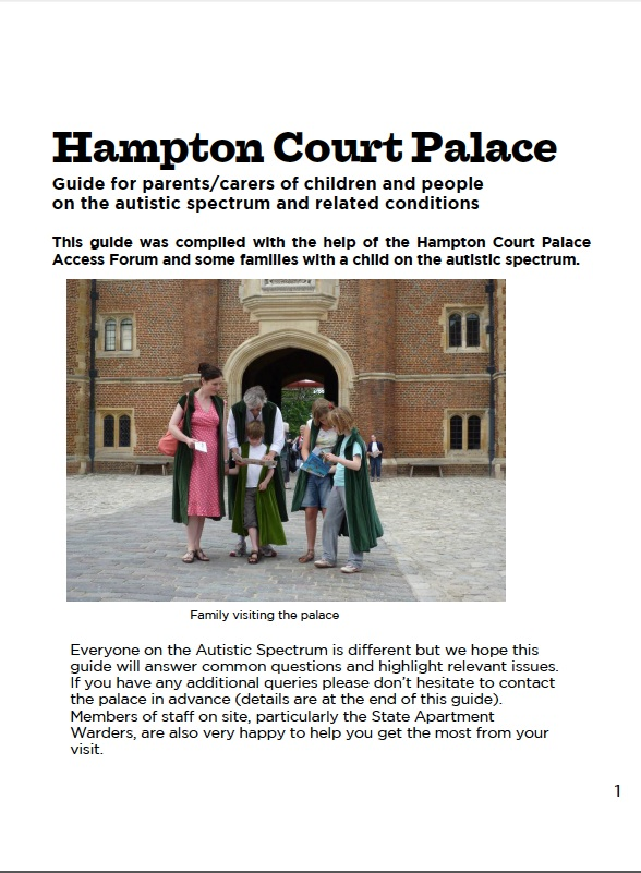 Hampton Court Palace Guide image