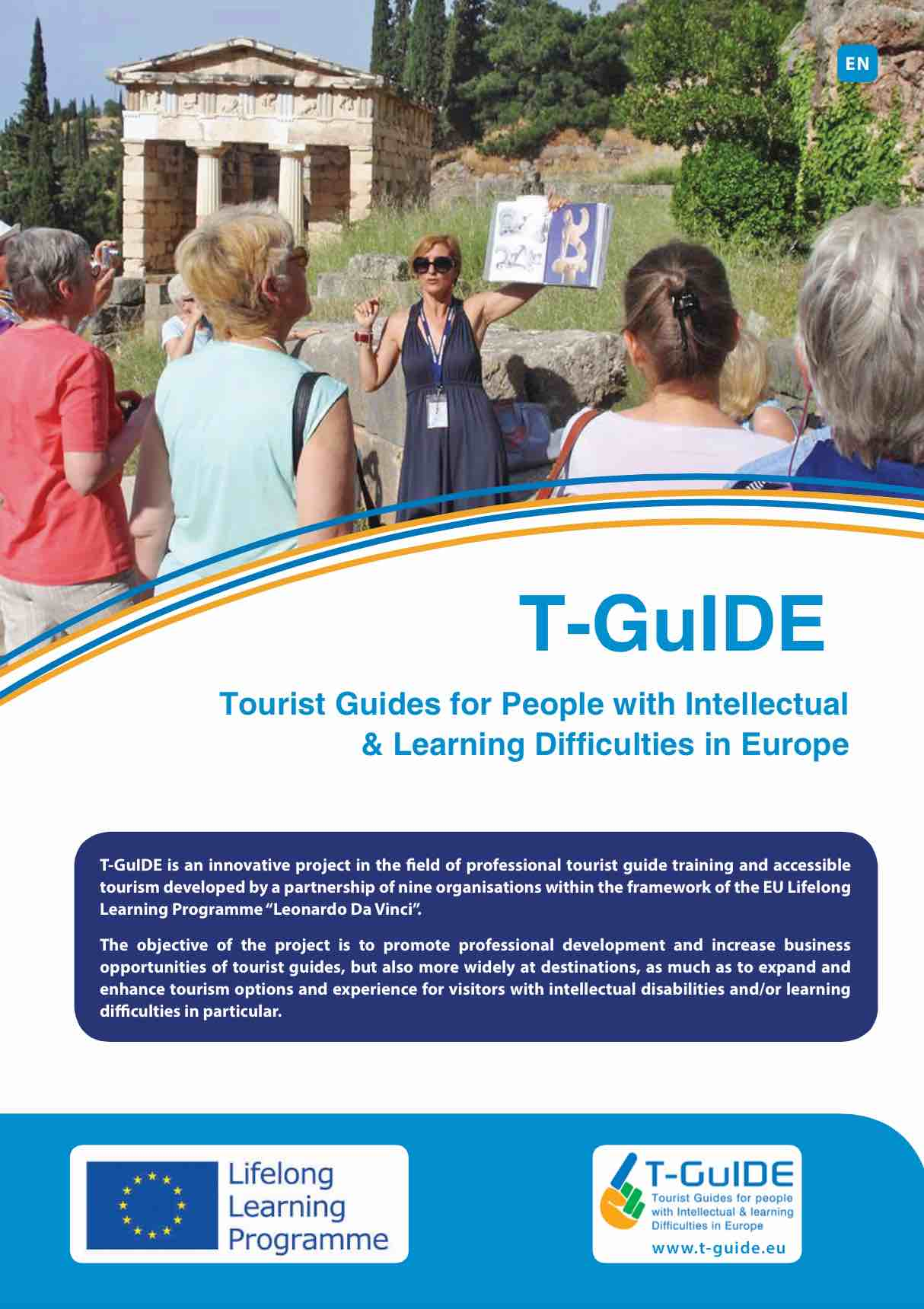 Image of T-Guide brochure