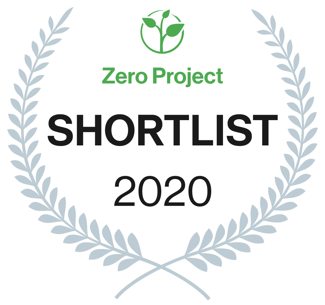 Logo Zero project shortlist 2020